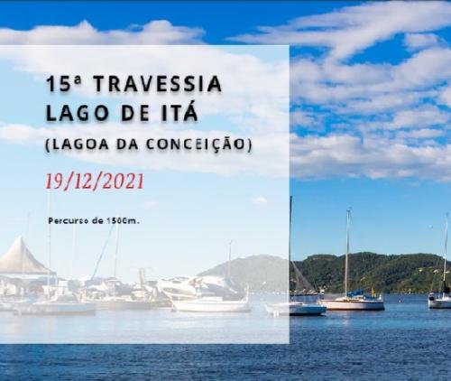 15ª TRAVESSIA LAGOA DA CONCEIÇÃO
