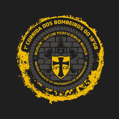 CORRIDA DOS BOMBEIROS  DO 18ºGB