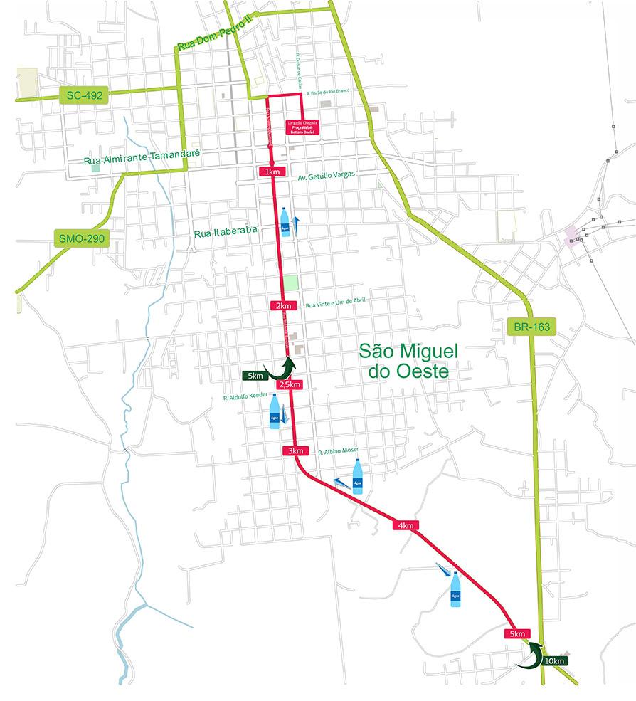 Circuito Unimed : Corridas unimed circuito santa catarina etapa sÃo