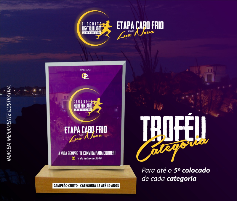 Circuito Night Run : Circuito night run lagos etapa cabo frio