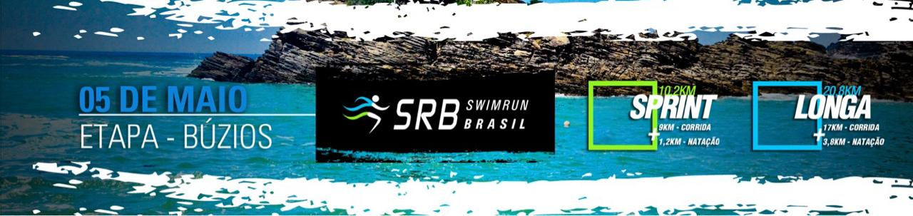 SRB - Swimrun Brasil 1a Etapa Buzios RJ