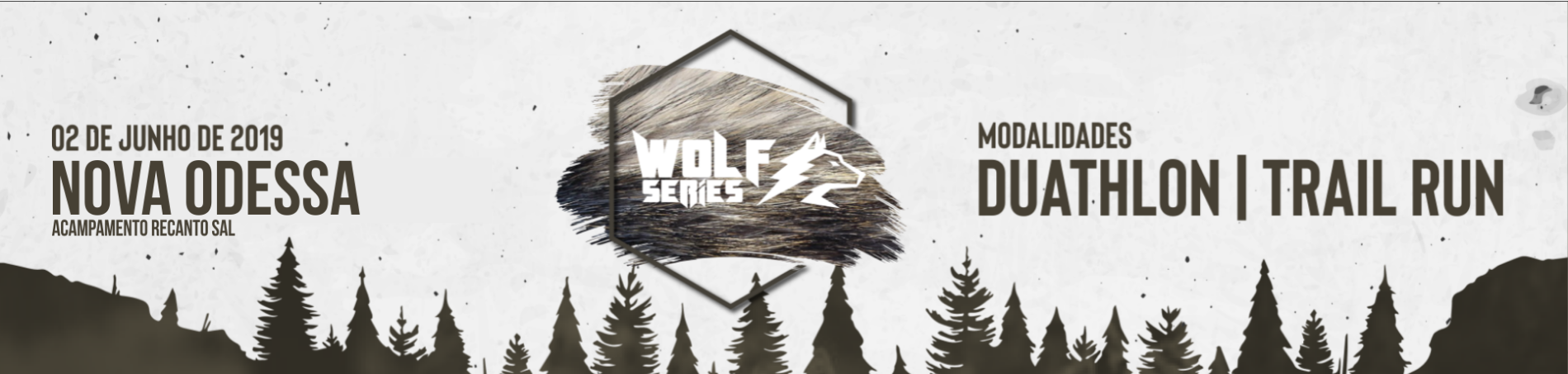 WOLF SERIES TRAIL RUN 2ª ETAPA - NOVA ODESSA