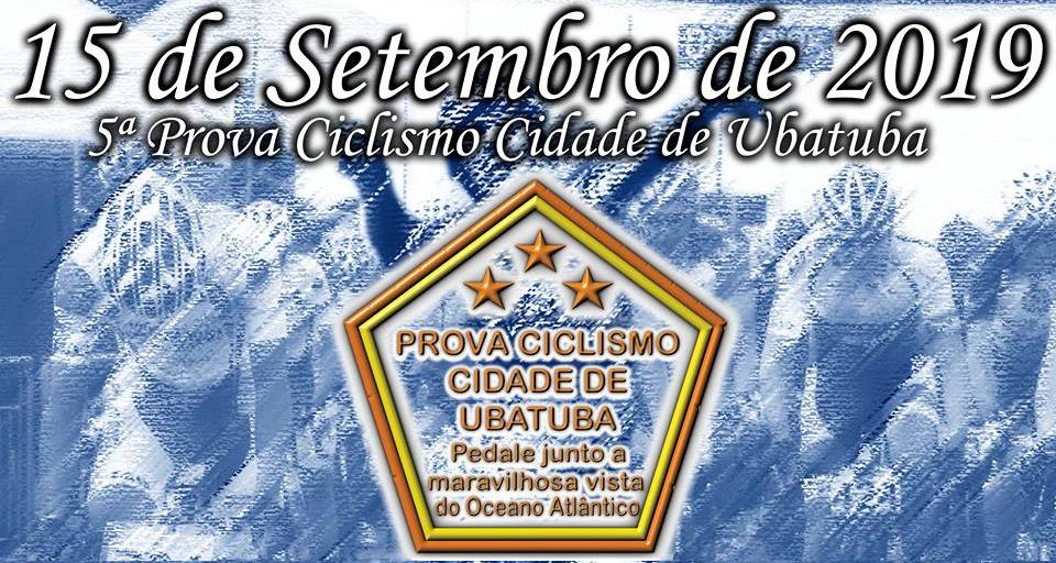 5ª PROVA DE CICLISMO CIDADE DE UBATUBA