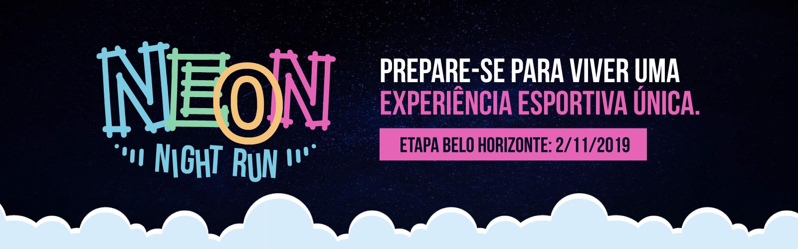 Neon Night Run 2019 - Belo Horizonte