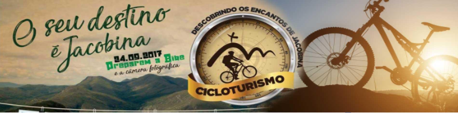 CICLOTURISMO JACOBINA - Imagem de topo
