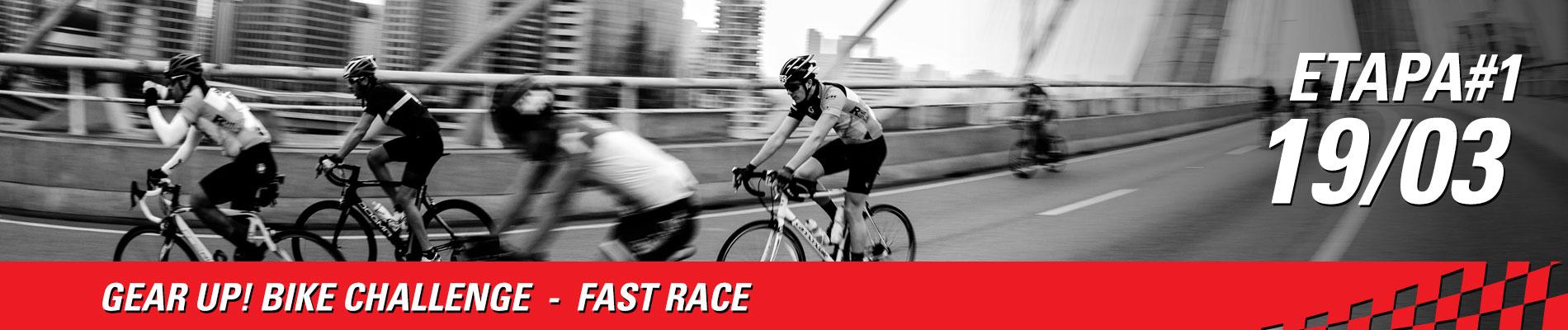 GEAR UP! BIKE CHALLENGE - FAST RACE - Imagem de topo