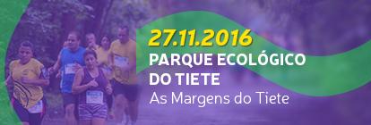 CORRIDA E PASSEIO CIRCUITO CAIXA RIOS E RUAS - ETAPA PARQUE ECOLÓGICO DO TIETÊ  - Imagem de topo