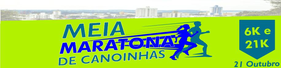 1 MEIA MARATONA DE CANOINHAS