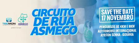 CIRCUITO DE RUA ASMEGO