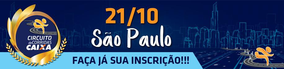 CIRCUITO DE CORRIDAS CAIXA - ETAPA SÃO PAULO