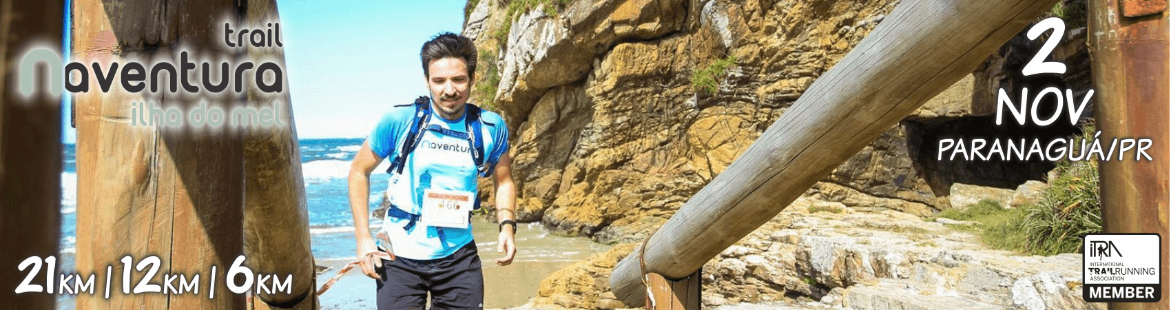 NAVENTURA TRAIL ILHA DO MEL 2019