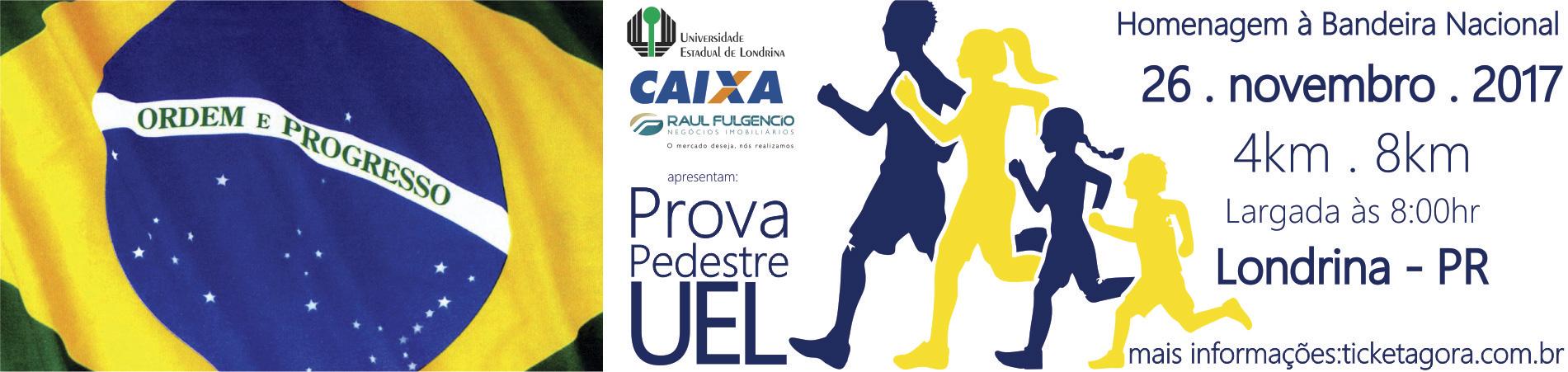 PROVA PEDESTRE UEL - 2017 - Imagem de topo