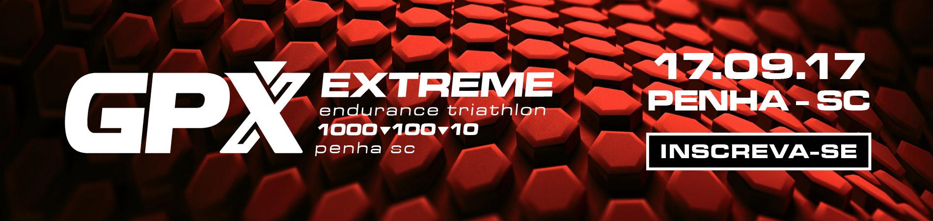2º GP EXTREME E SPRINT TRIATHLON - PENHA/SC