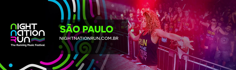 NIGHT NATION RUN - SÃO PAULO  2019