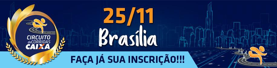 CIRCUITO DE CORRIDAS CAIXA - ETAPA BRASILIA - Imagem de topo
