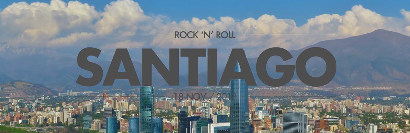 ROCK´N ROLL SANTIAGO - 2019