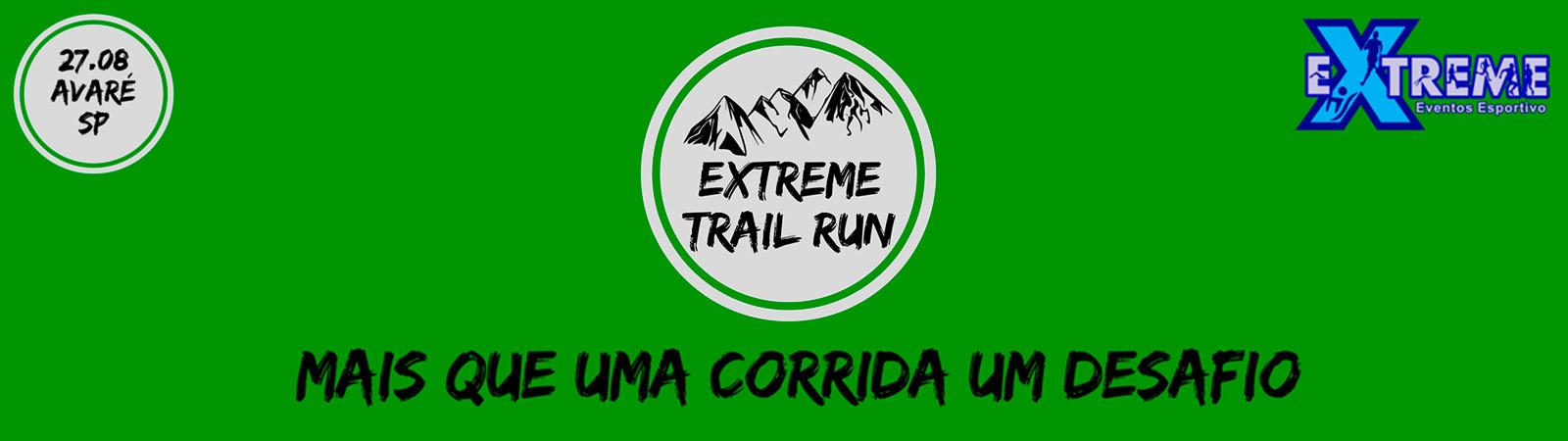 2ª EXTREME TRAIL RUN - Imagem de topo