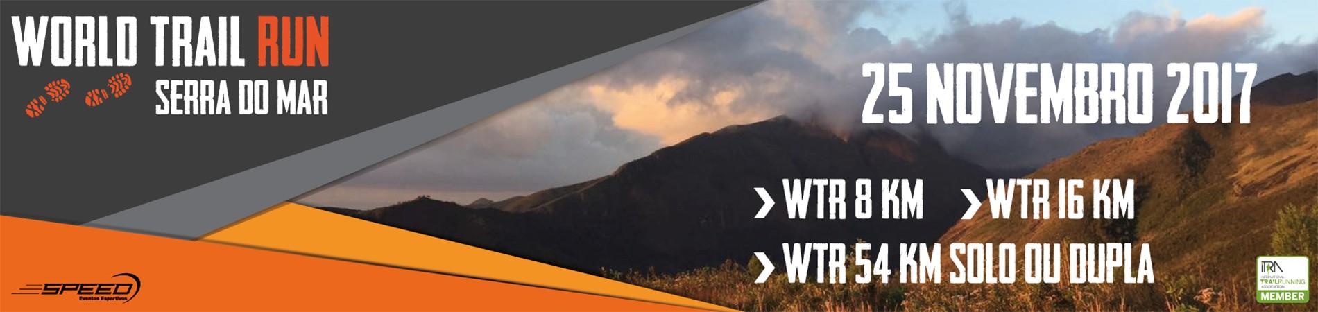 WORLD TRAIL RUN - WTR SERRA DO MAR - Imagem de topo