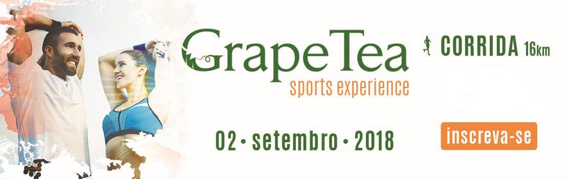 Grape Tea Sports Experience - Imagem de topo