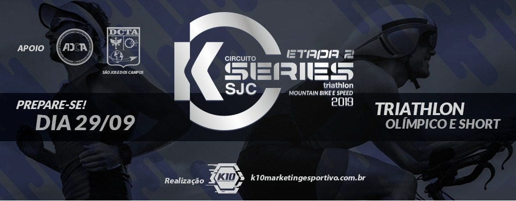 K SERIES TRIATHLON SJC - ETAPA 2
