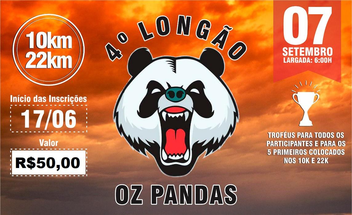 4° LONGÃO DOS PANDAS