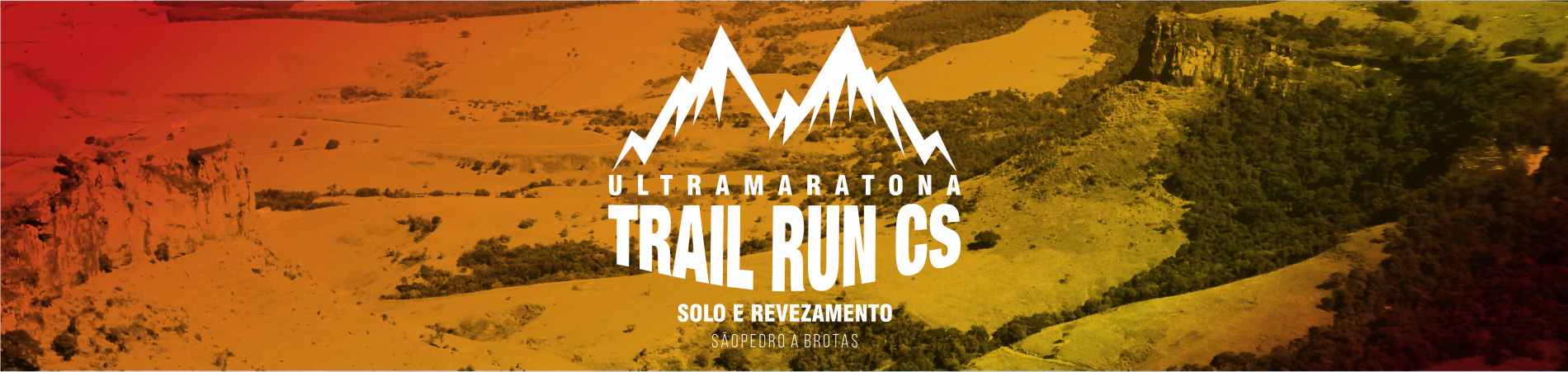 ULTRAMARATONA TRAIL RUN CS - Imagem de topo