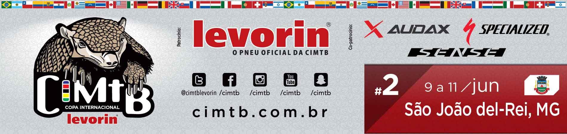 COPA INTERNACIONAL LEVORIN DE MTB - XCO E XCC SÃO JOÃO DEL REI - Imagem de topo