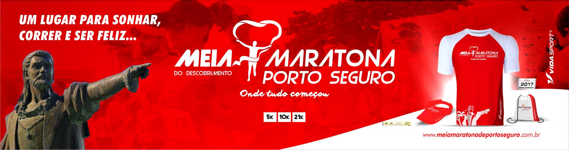 MEIA MARATONA DO DESCOBRIMENTO PORTO SEGURO - 2017 - Imagem de topo