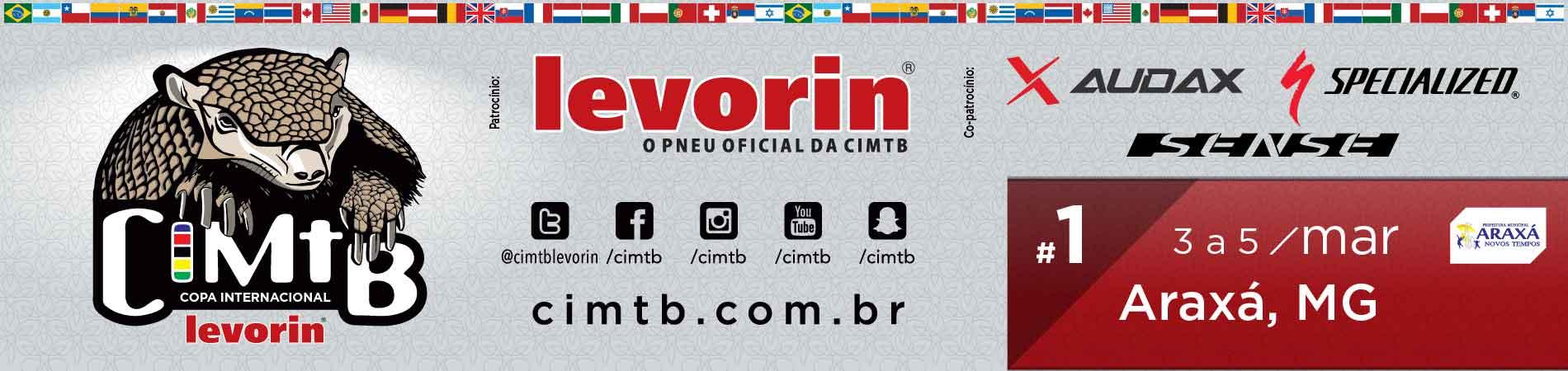 COPA INTERNACIONAL LEVORIN DE MTB - SHC ARAXÁ - Imagem de topo