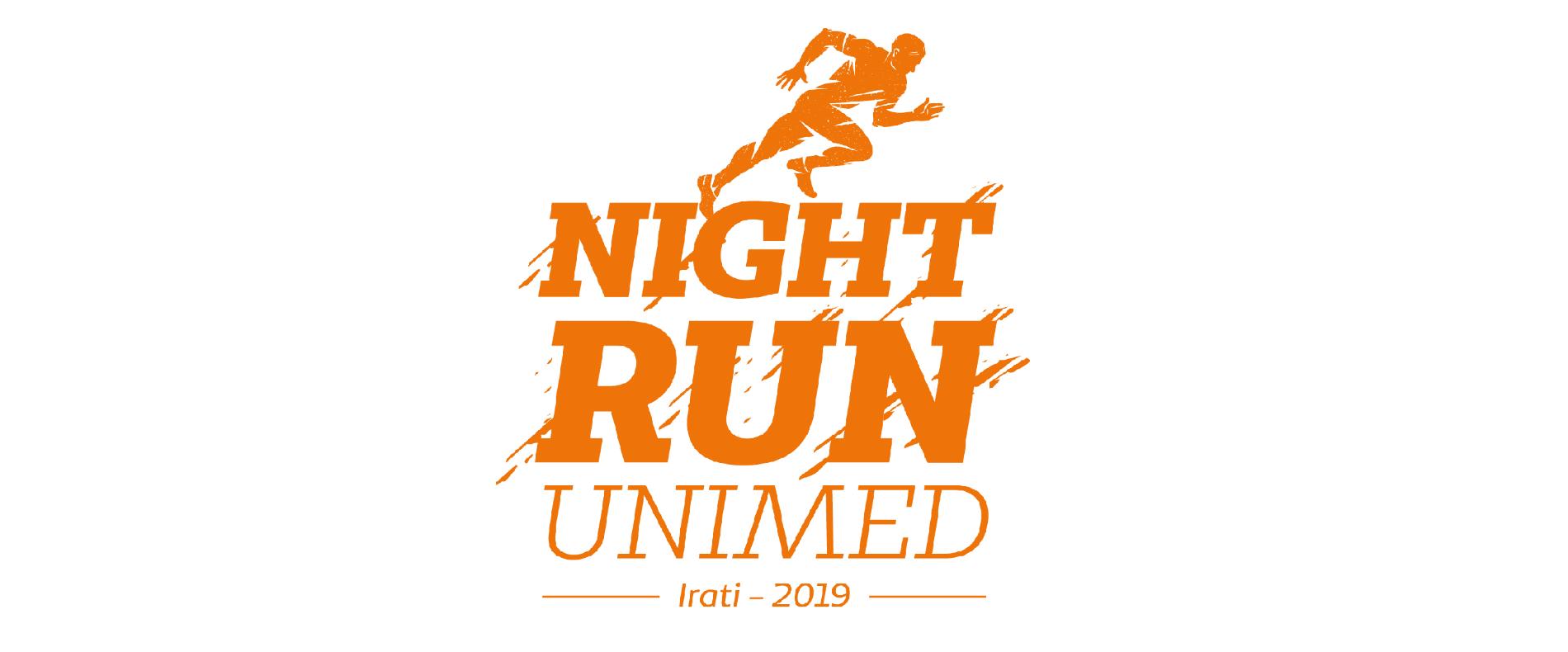 NIGHT RUN UNIMED - IRATI