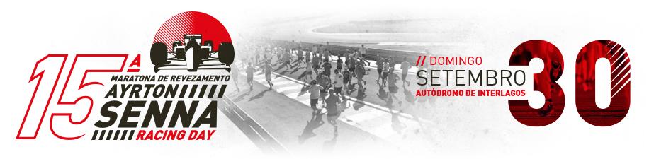 15ª MARATONA DE REVEZAMENTO AYRTON SENNA RACING DAY - Imagem de topo