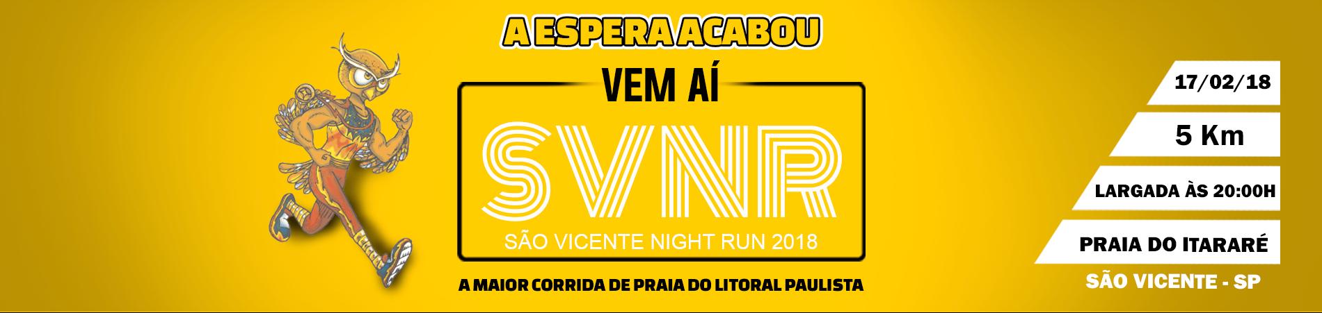 SÃO VICENTE NIGHT RUN 2018