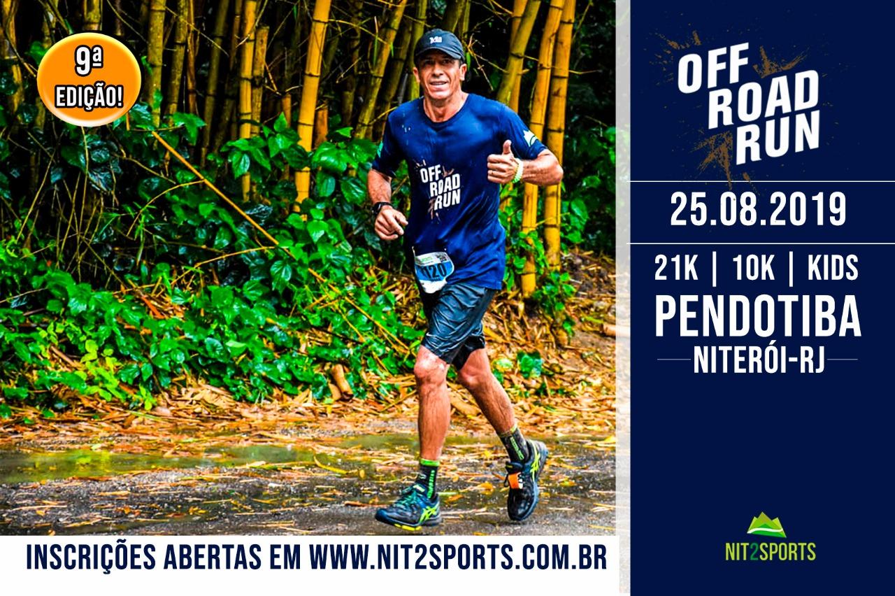 OFF ROAD RUN - 2ª ETAPA CIRCUITO DE TRAIL RUN NIT2SPORTS 2019