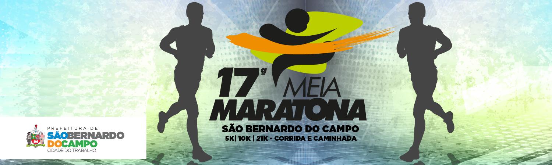 17ª MEIA MARATONA CIDADE DE SÃO BERNARDO DO CAMPO