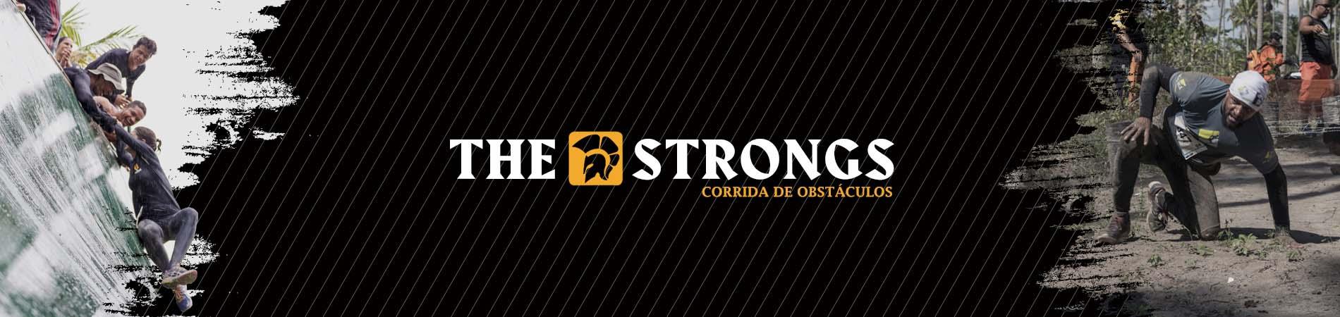 CORRIDA DE OBSTÁCULOS - 7ª EDIÇÃO THE STRONGS - 3ª ETAPA - 2017  - Imagem de topo