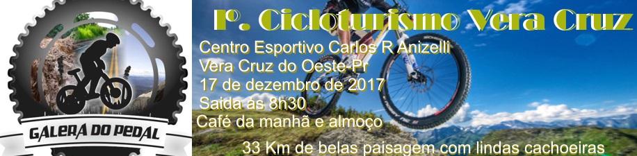 II CICLOTURISMO DE VERA CRUZ DO OESTE  - Paraná