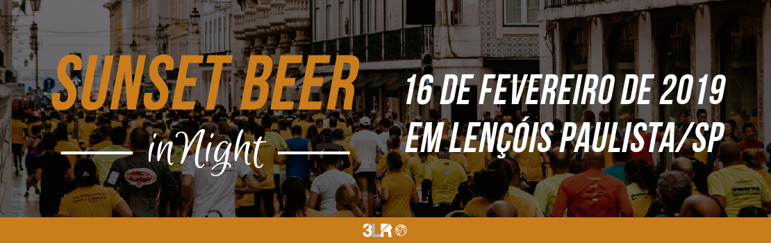 1º Sunset Beer in Night