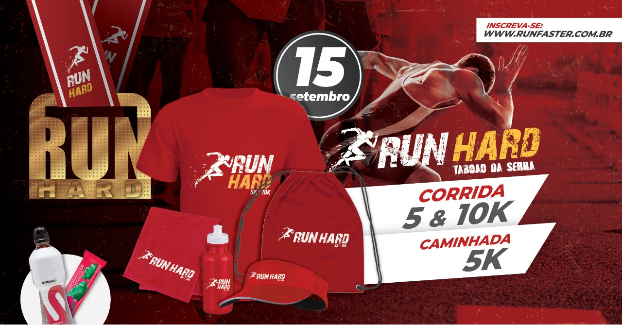 RUN HARD | TABOÃO
