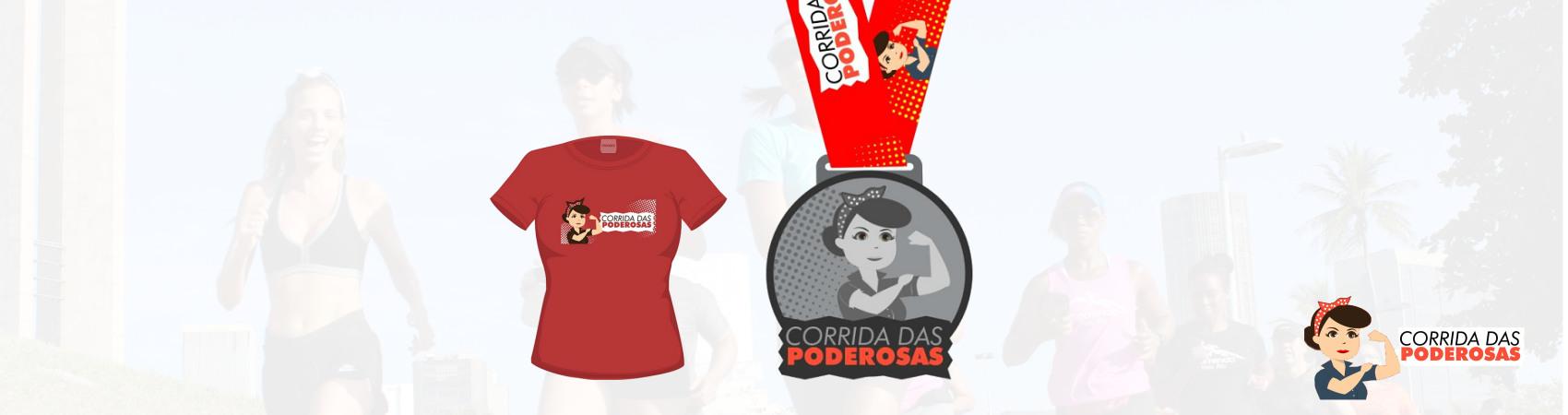 CORRIDA DAS PODEROSAS