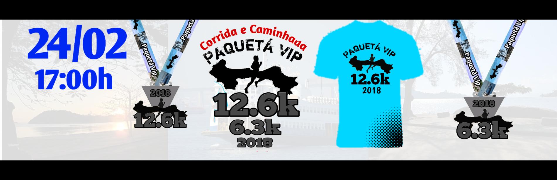 PAQUETÁ VIP 12.6K 2018