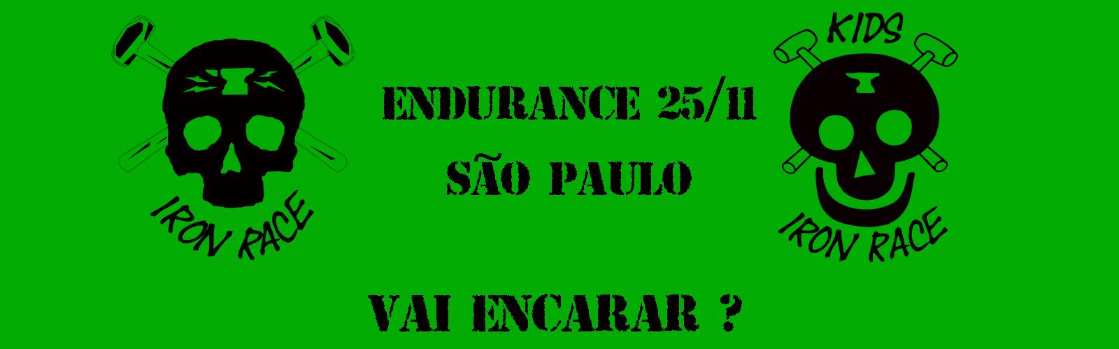 IRON RACE ENDURANCE - SÃO PAULO - Imagem de topo
