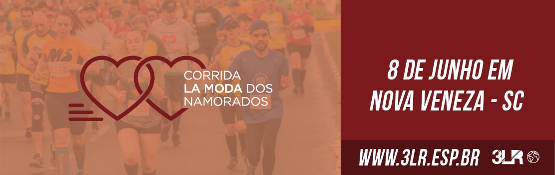 1ª CORRIDA DIA DOS NAMORADOS 2019