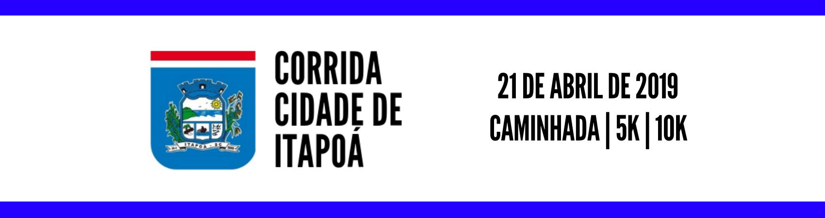 CORRIDA  CIDADE DE ITAPOÁ-SC