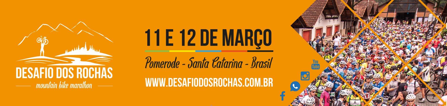 DESAFIO DOS ROCHAS - 2017 - Imagem de topo