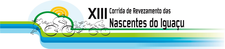 XIII CORRIDA DE REVEZAMENTO DAS NASCENTES DO IGUAÇU - PROVA PEDESTRE - Imagem de topo