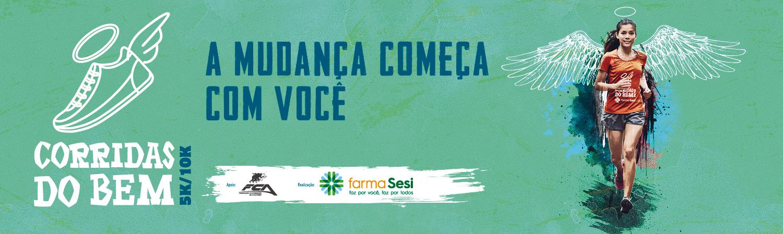 CORRIDA DO BEM FARMASESI 2019 - 7ª ETAPA - RIO DO SUL