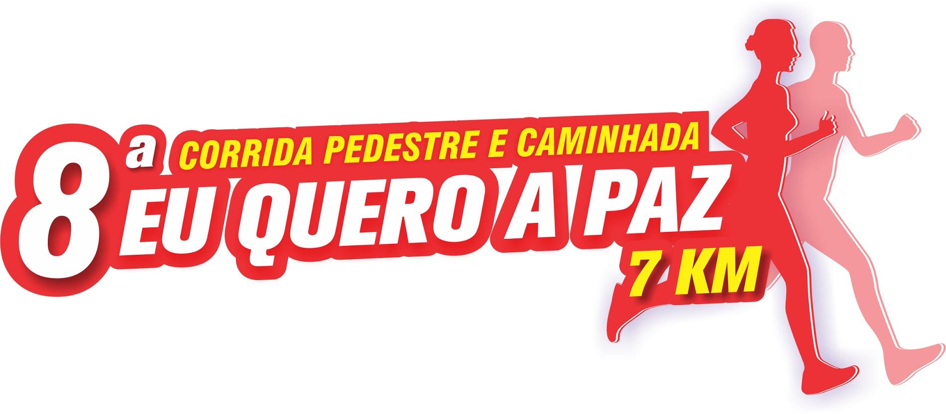 8ª CORRIDA EU QUERO A PAZ - Imagem de topo