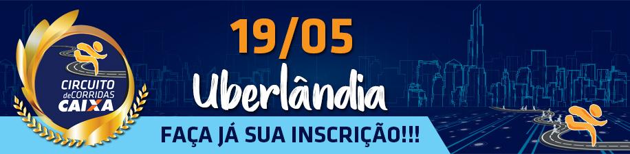 CIRCUITO DE CORRIDAS CAIXA - ETAPA UBERLÂNDIA - Imagem de topo