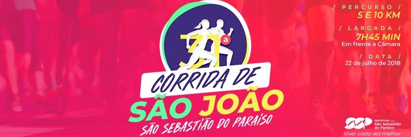 31ª Corrida de São João - Imagem de topo