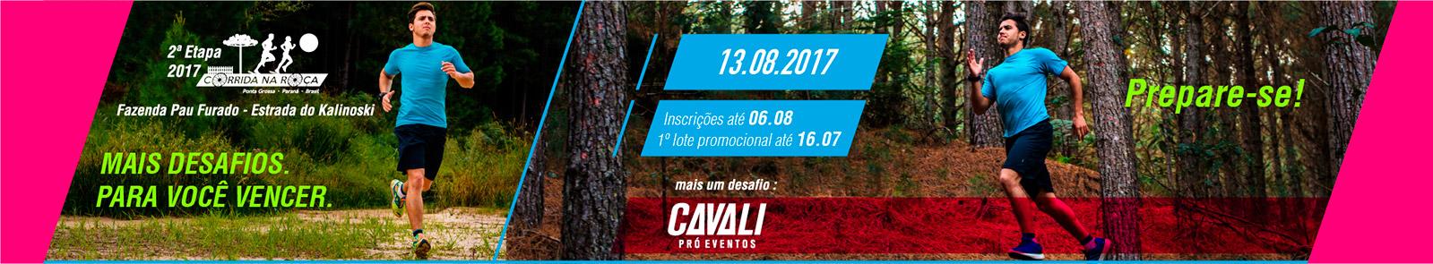 CIRCUITO CORRIDAS NA ROÇA - ETAPA FAZENDA PAU FURADO - Imagem de topo